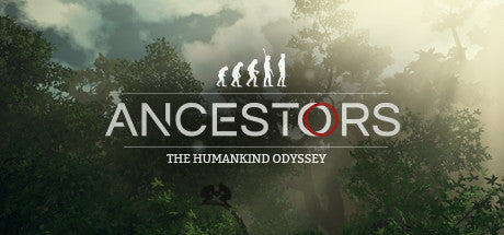 Ancestors: The Humankind Odyssey Epic Games Key Gift Code PC Download Windows Computer Game
