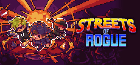 Streets of Rogue Steam Key Gift Code PC Download Windows Computer Game
