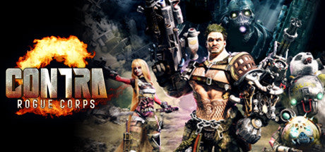 CONTRA: ROGUE CORPS PC Download Windows Computer Game