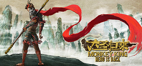 MONKEY KING: HERO IS BACK Steam Key Gift Code PC Download Windows Computer Game