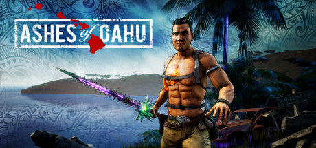 Ashes of Oahu Steam Key Gift Code PC Download Windows Computer Game