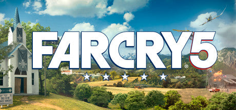 Far Cry 5 + DLCs PC Download Windows Computer Game
