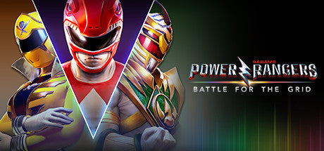 Power Rangers: Battle for the Grid PC Download Windows Computer Game