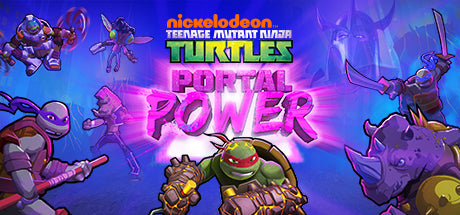 Teenage Mutant Ninja Turtles: Portal Power Steam Key Gift Code PC Download Windows Computer Game