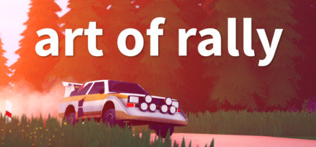 art of rally Steam Key Gift Code PC Download Windows Computer Game