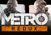 Metro Redux Bundle Steam Key Code PC Download Windows Computer Game