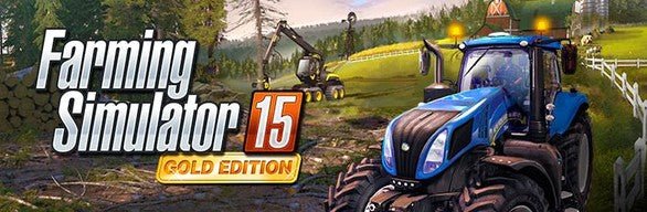 Farming Simulator 15 Gold PC Download Windows Computer Game