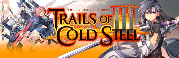 THE LEGEND OF HEROES: TRAILS OF COLD STEEL III PC Download Windows Computer Game