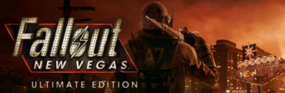 Fallout New Vegas Ultimate Edition Steam Key Code PC Download Windows Computer Game
