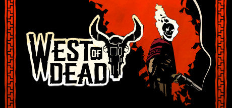 West of Dead Steam Key Gift Code PC Download Windows Computer Game