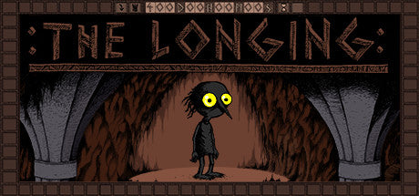 THE LONGING Steam Key Gift Code PC Download Windows Computer Game