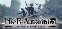 NieR Automata Game of the YoRHa Edition Steam Key Code PC Download Windows Computer Game