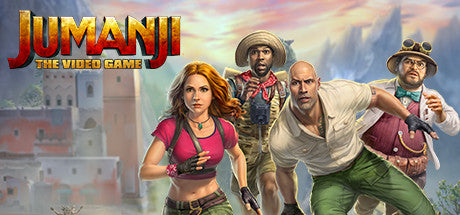 JUMANJI: The Video Game PC Download Windows Computer Game