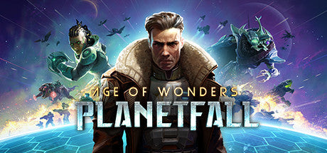 Age of Wonders: Planetfall Steam Key Gift Code PC Download Windows Computer Game