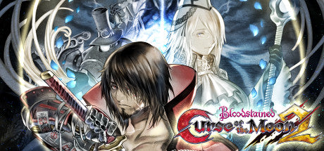 Bloodstained: Curse of the Moon 2 Steam Key Gift Code PC Download Windows Computer Game