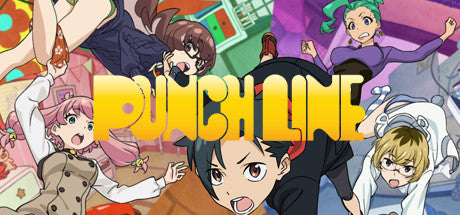 Punch Line Steam Key Gift Code PC Download Windows Computer Game