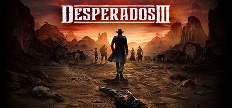 Desperados III PC Download Windows Computer Game