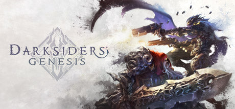 Darksiders Genesis Steam Key Gift Code PC Download Windows Computer Game
