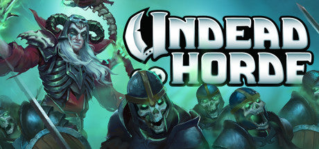 Undead Horde Steam Key Gift Code PC Download Windows Computer Game