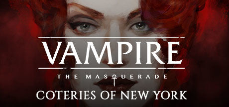 Vampire: The Masquerade - Coteries of New York Steam Key Gift Code PC Download Windows Computer Game