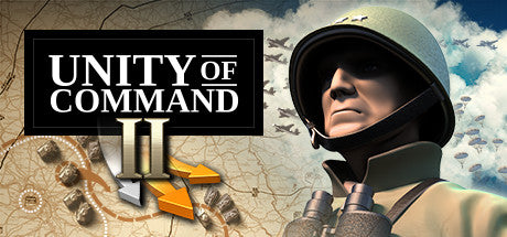Unity of Command II Steam Key Gift Code PC Download Windows Computer Game