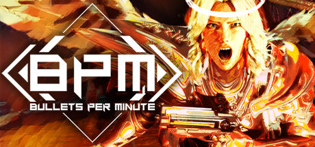 BPM: BULLETS PER MINUTE Steam Key Gift Code PC Download Windows Computer Game