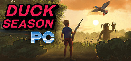 Duck Season PC Steam Key Gift Code PC Download Windows Computer Game