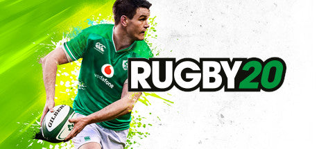 RUGBY 20 Steam Key Gift Code PC Download Windows Computer Game