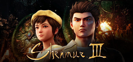 Shenmue III PC Download Windows Computer Game
