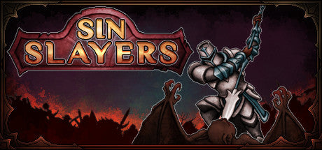 Sin Slayers Steam Key Gift Code PC Download Windows Computer Game