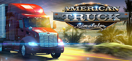 American Truck Simulator PC with DLCs