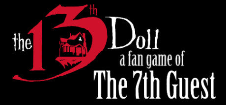 The 13th Doll: A Fan Game of The 7th Guest Steam Key Gift Code PC Download Windows Computer Game
