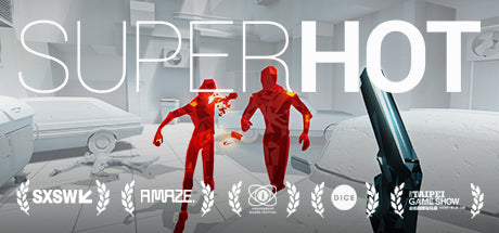 SUPERHOT Steam Key Code PC Download Windows Computer Game