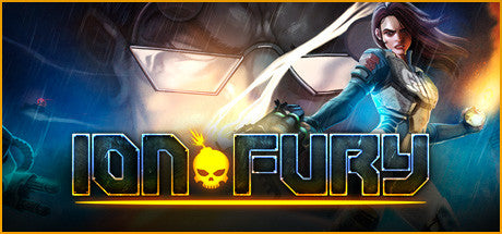 Ion Fury Steam Key Gift Code PC Download Windows Computer Game
