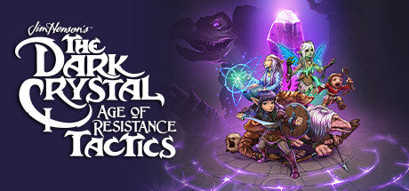 The Dark Crystal: Age of Resistance Tactics Steam Key Gift Code PC Download Windows Computer Game