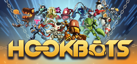 Hookbots PC Download Windows Computer Game