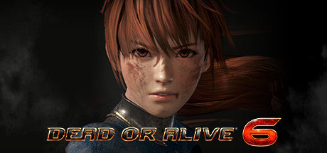 Dead or Alive 6 Steam Key Code PC Download Windows Computer Game