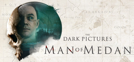 The Dark Pictures Anthology: Man of Medan Steam Key Gift Code PC Download Windows Computer Game