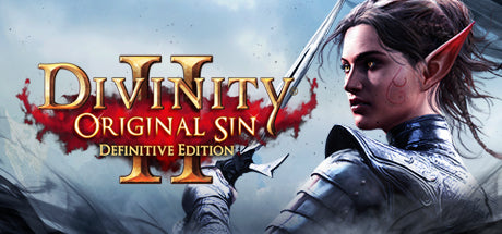 Divinity: Original Sin 2 - Definitive Edition Steam Key Gift Code PC Download Windows Computer Game