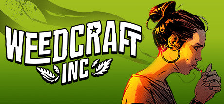 Weedcraft Inc Steam Key Gift Code PC Download Windows Computer Game