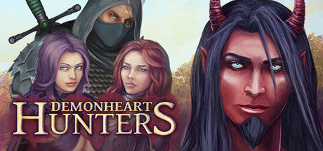 Demonheart: Hunters Steam Key Gift Code PC Download Windows Computer Game