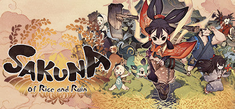 Sakuna: Of Rice and Ruin PC Download Windows Computer Game