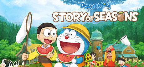 DORAEMON STORY OF SEASONS PC Download Windows Computer Game