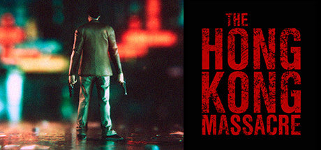 The Hong Kong Massacre Steam Key Gift Code PC Download Windows Computer Game