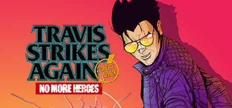 Travis Strikes Again: No More Heroes Complete Edition Key Gift Code PC Download Windows Computer Game