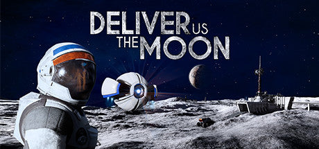 Deliver Us The Moon Steam Key Gift Code PC Download Windows Computer Game