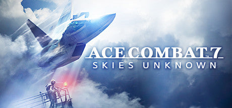 Ace Combat 7 Skies Unknown  Steam Key Code PC Download Windows Computer Game