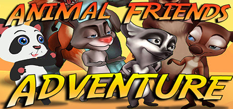 Animal Friends Adventure Steam Key Gift Code PC Download Windows Computer Game
