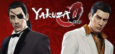 Yakuza 0 Steam Key Code PC Download Windows Computer Game