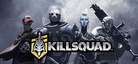 Killsquad Steam Key Gift Code PC Download Windows Computer Game
